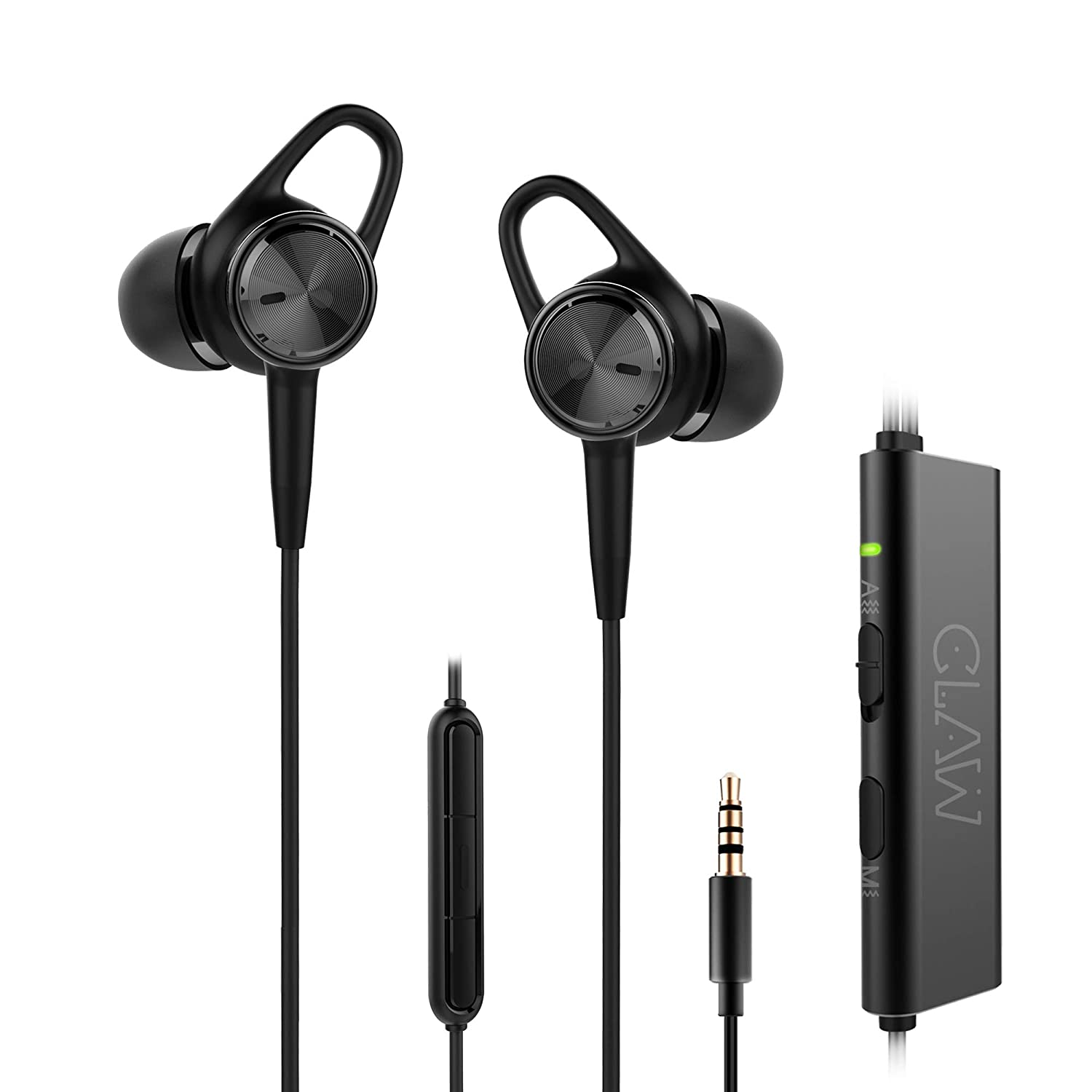 CLAW ANC7 Active Noise Cancelling Earphones