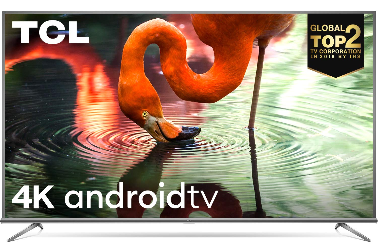 TCL 125.7 cm (50 inches) 4K Ultra HD