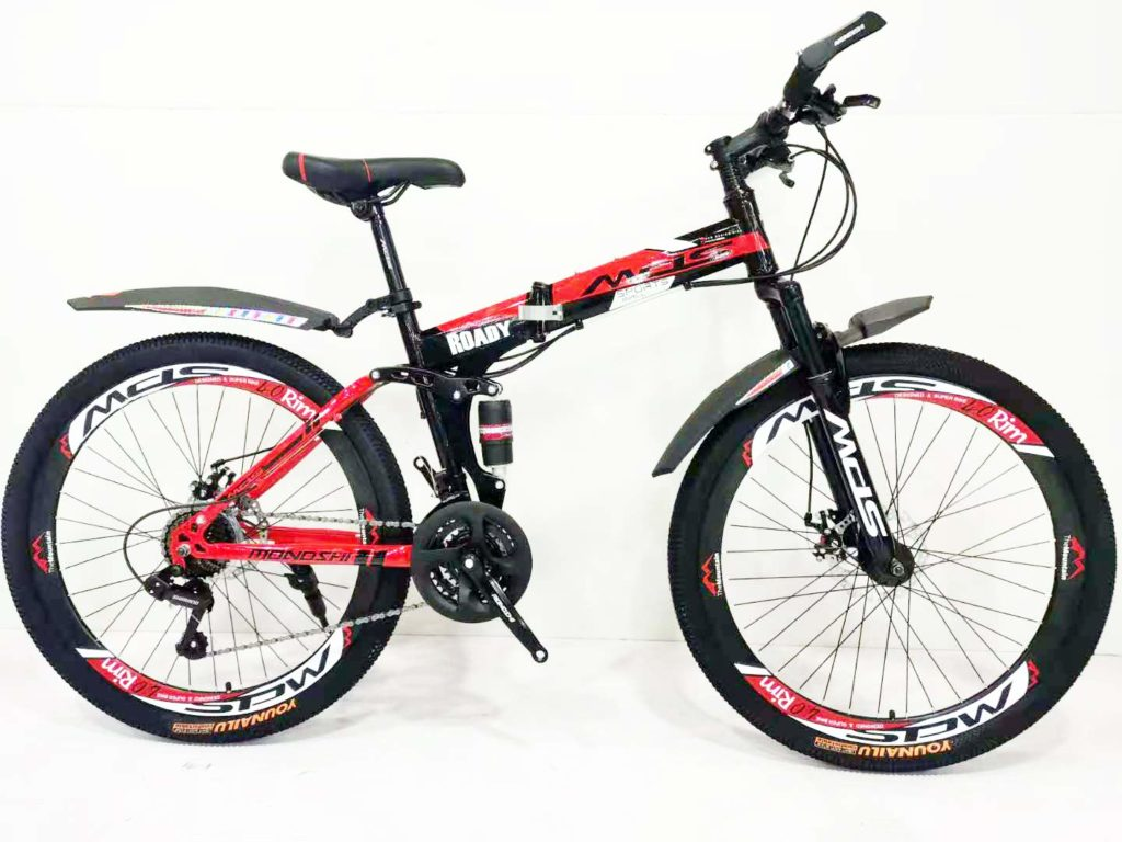 MDS Unlimited CYCLES ROADY 26